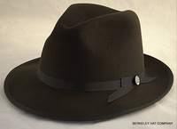 Stetson Madison Fur Felt Fedora