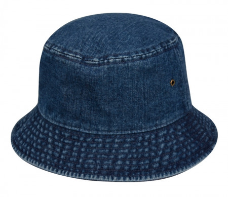 74a2224777 Denim Bucket Hat