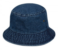 Dark Denim Bucket Hat