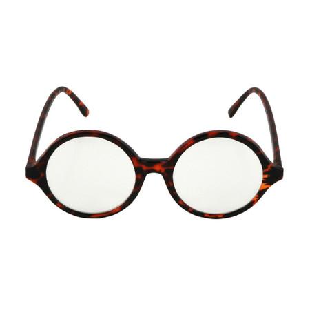 Professor Glasses, tortoise