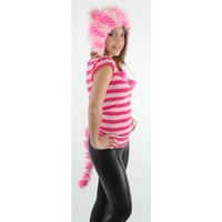Cheshire Cat Hat with Tail, Elope