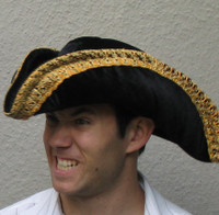 ELOPE TRICORN HAT