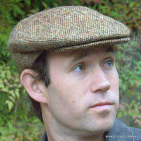 Irish Ivy Cap, Brown Heavy Weight