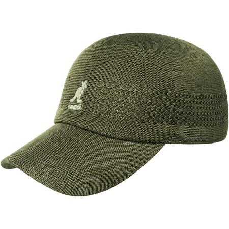 Kangol Tropic Ventair Spacecap Army Green
