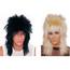 Unisex Rocker Wig, Long color options