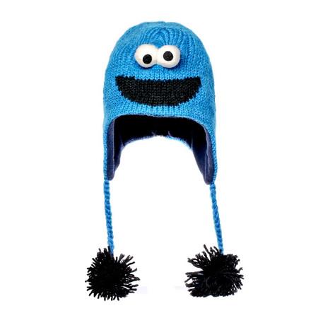 Cookie Monster Hat