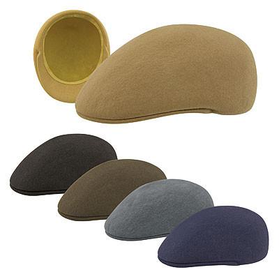 Ascot Cap Wool