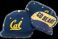 Go Bears! CAL Rally Flip Cap Snap Back