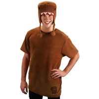 DOMO Costume Kit, Hat and Shirt