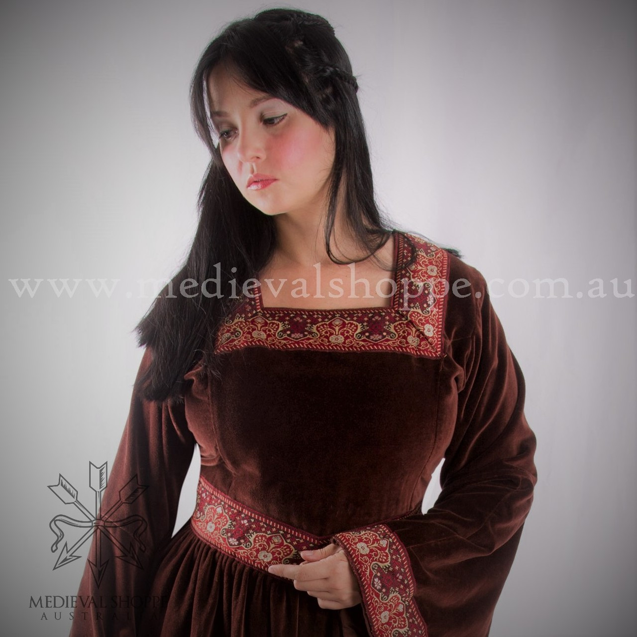 Medieval Renaissance Dress  AUSTRALIA