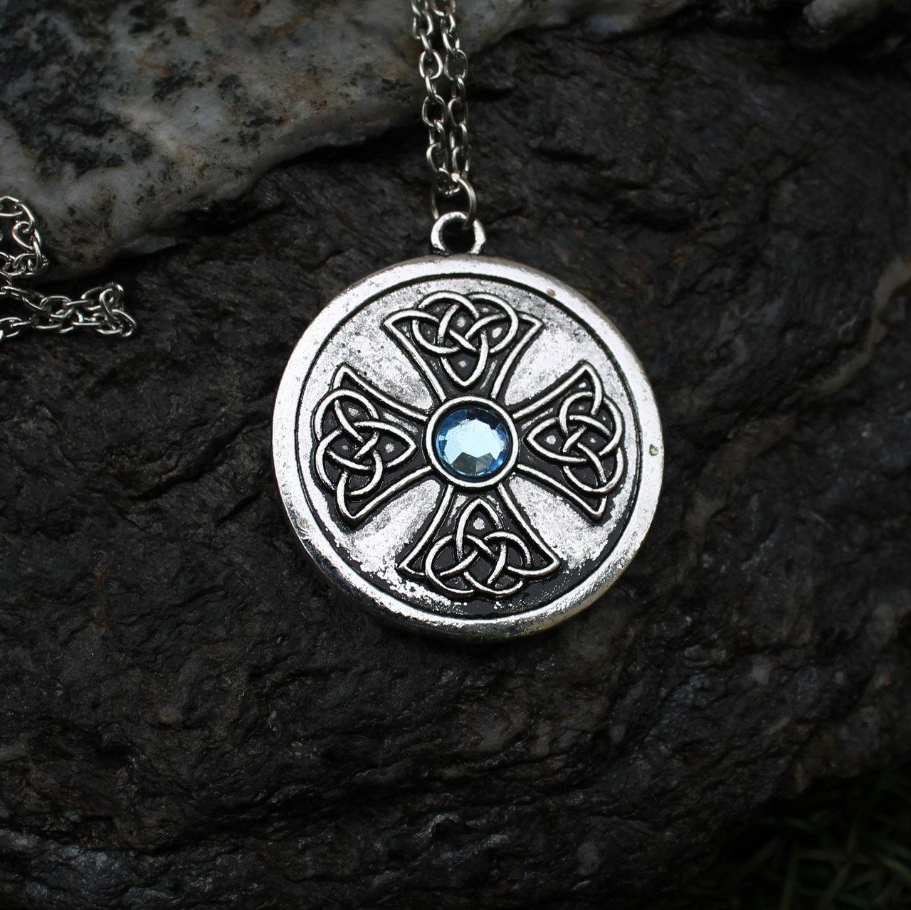 Celtic Cross Pendant