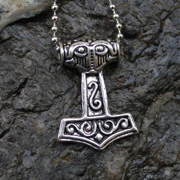 North German Mjöllnir - Viking Thor Pendant