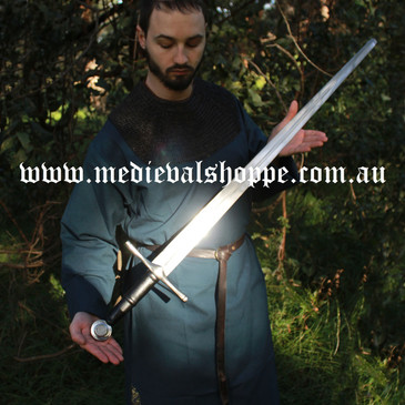 Medieval Sparring Bastard Sword