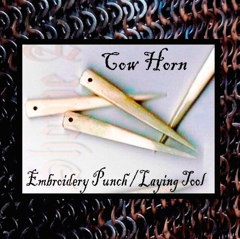 Embroidery Laying Tool & Needle