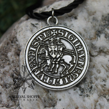 Templar Great Seal Pendant
