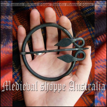 Early Medieval Penannular Brooch