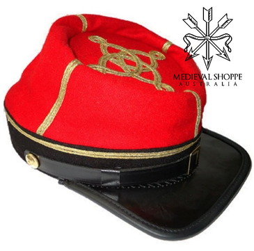 Confederate Artillery Captain's Kepi