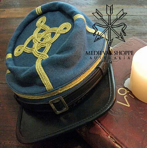 Confederate Lt. Colonel's Kepi
