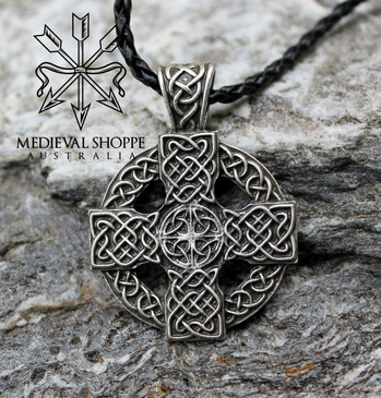 Glendalough Celtic Cross Pendant