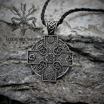 Dromore Celtic Cross Pendant