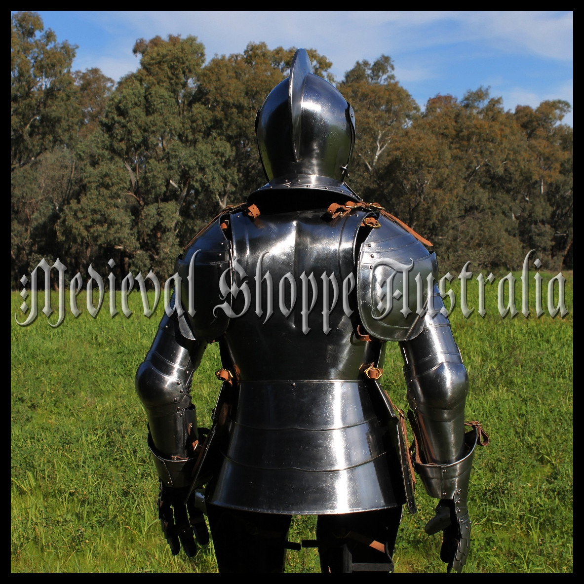 Full Medieval Suit of Armour
