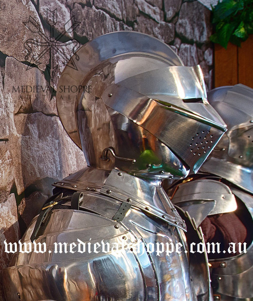 Full Medieval Suit of Medieval Armour