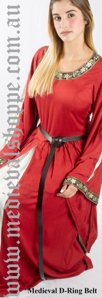 Medieval D-Ring Belt
