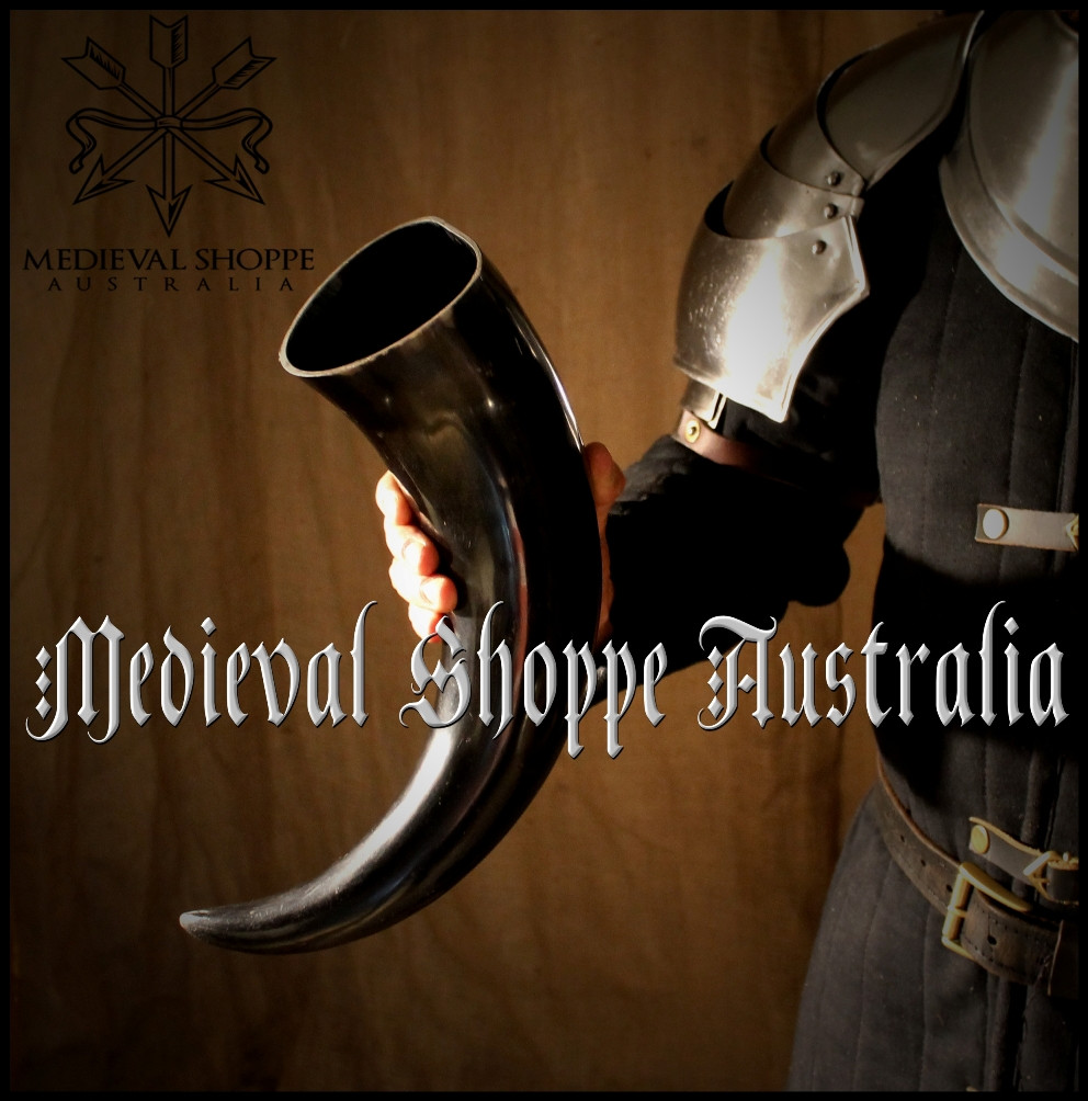Gigantic Real Cow Horn Cup