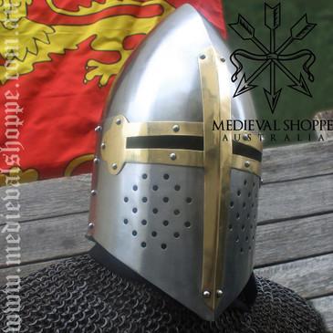 Crusades Sugarloaf Helm (18g)