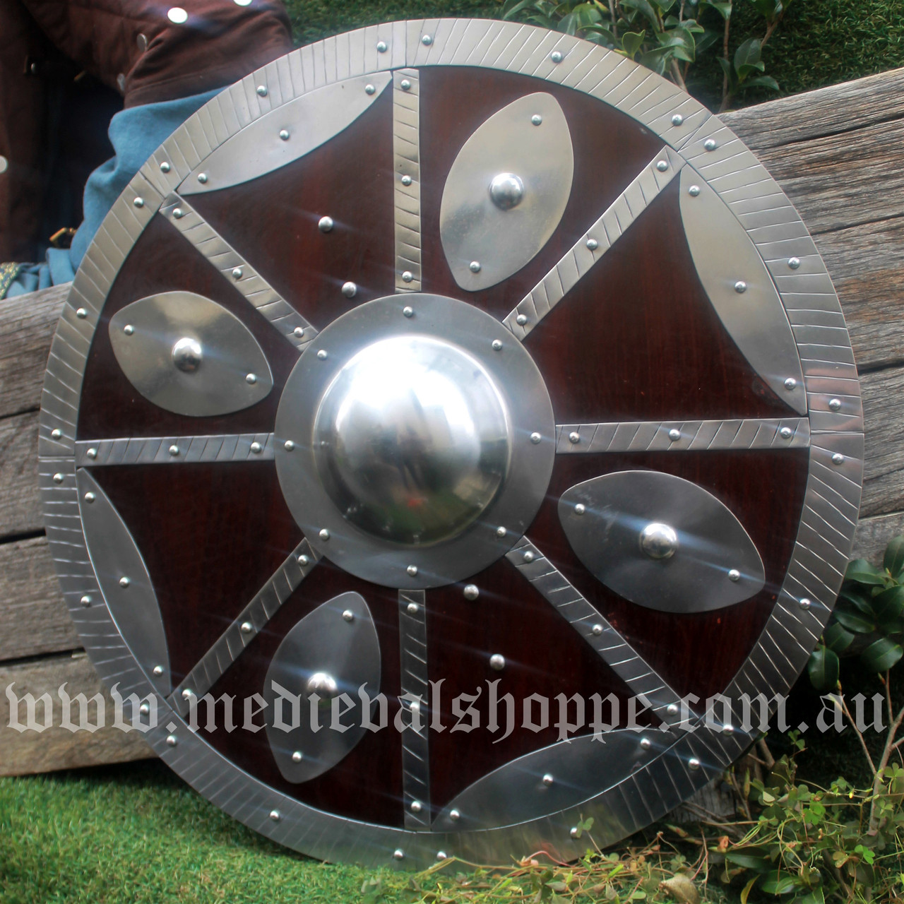 Plated Shield