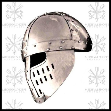 11th Century Transitional Helmet