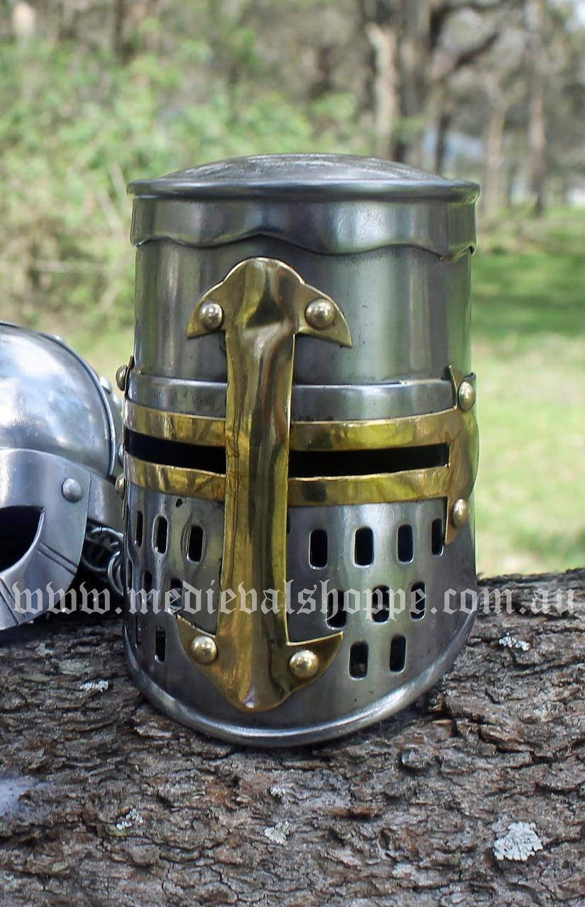 Miniature Helmet Collection (3 steel helmets)