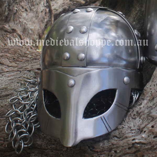 Miniature Viking Helm