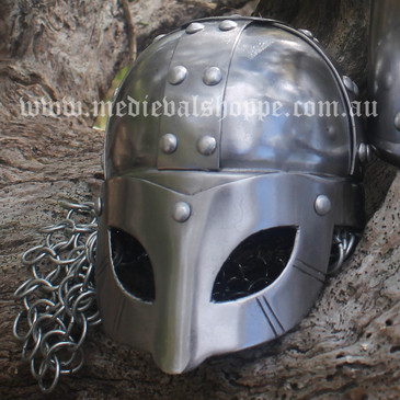 Miniature Viking Helm