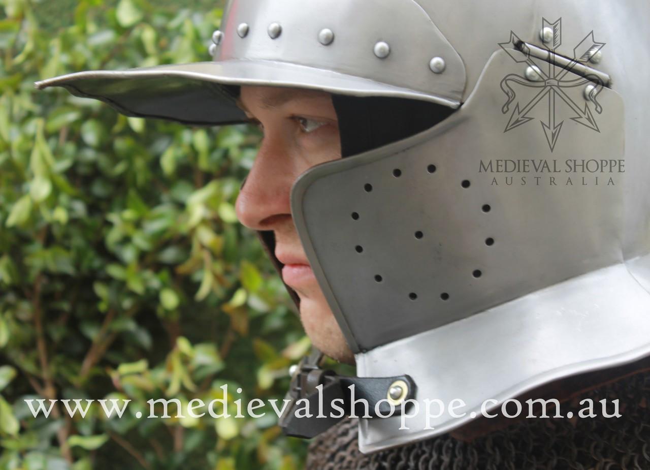 17th Century Helmet