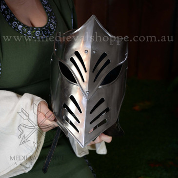 Overlord LARP helm