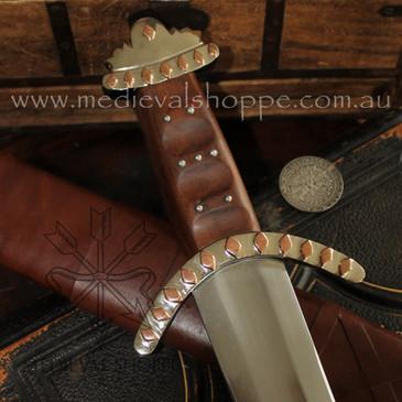 Leutfrit Anglo-Saxon Sword