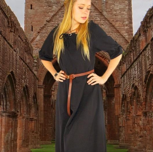 Black Medieval Dress
