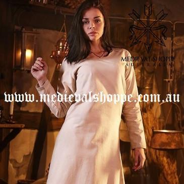 Freya Linen Underdress