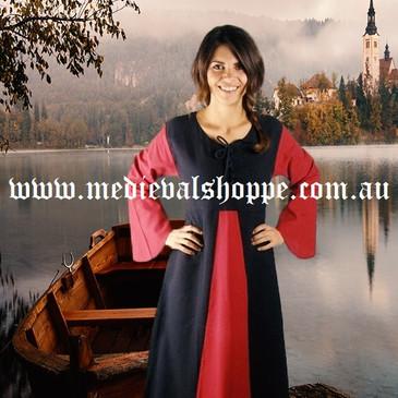 Medieval Baumwollkleid