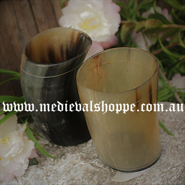 Cow Horn Cup (10 cm)