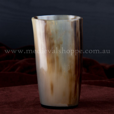 Cow Horn Cup