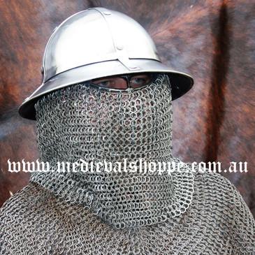Heavy Combat SCA Helmet