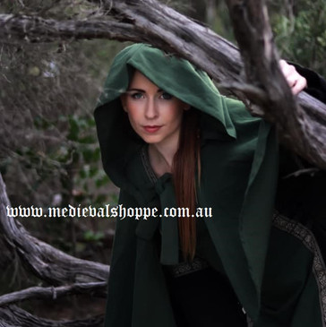 Cotton Hood (Various Colours)