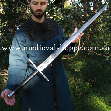 Two-hander Re-enactment Sword