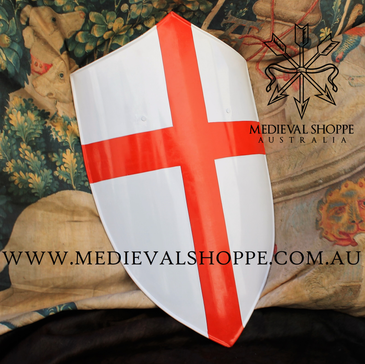 Saint George Crusader's Shield