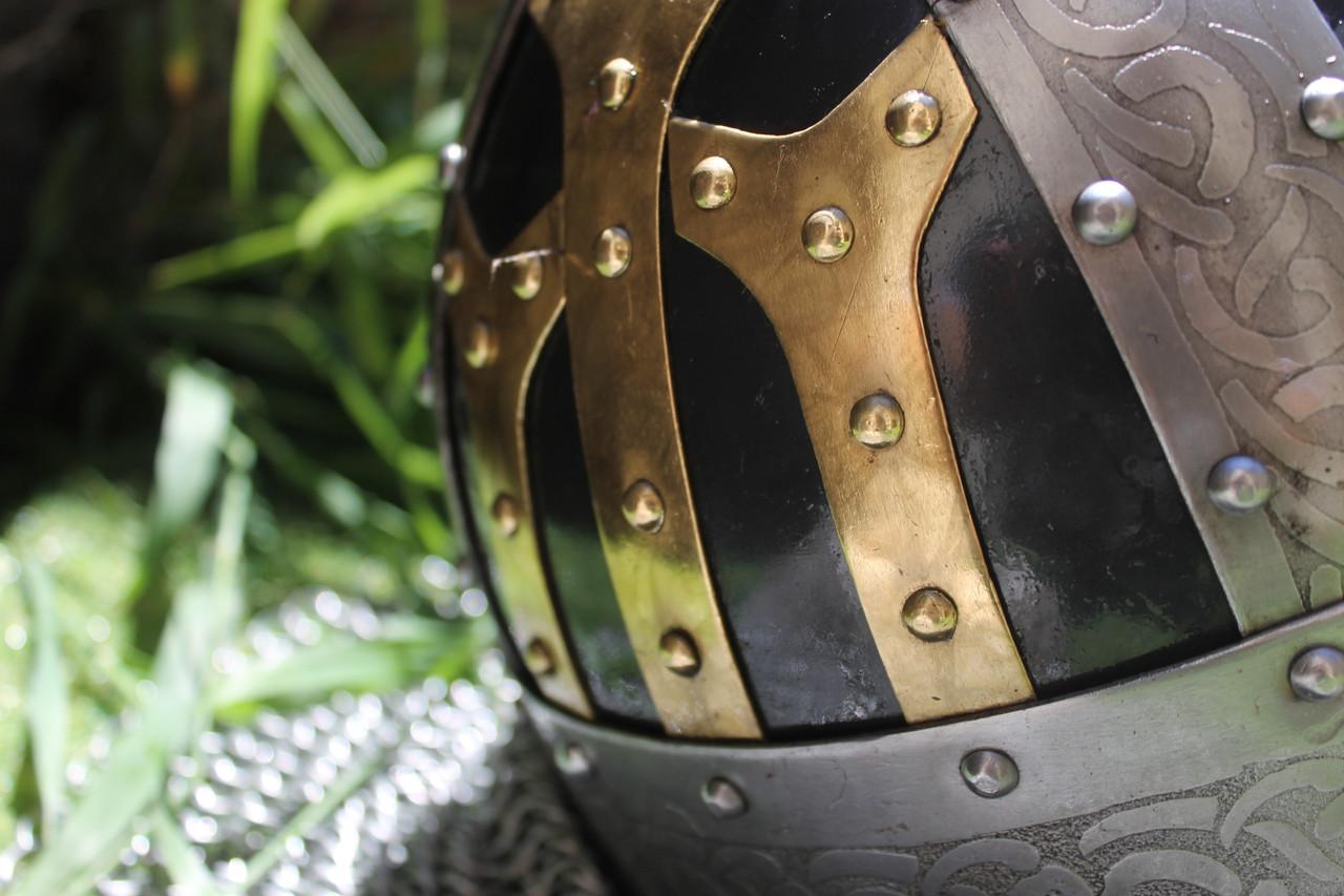 Dark Ages Helmet (Ocular Spangenhelm)