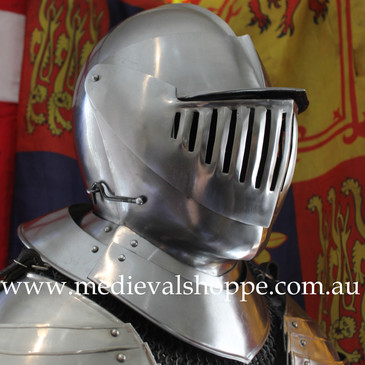 English Helmet
