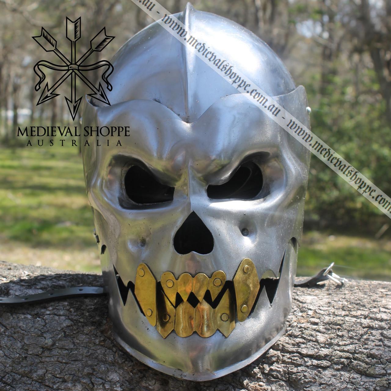 Grim Reaper Helm