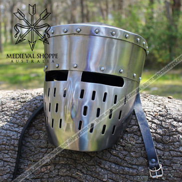 13th Century Crusader Helm